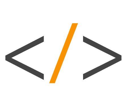 Orange Moon Code Icon